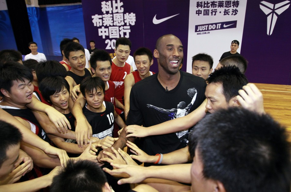 Top NBA Stars All In China This Summer – The Visit ...