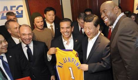 Interesting US-China Basketball Top News